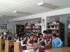 В Санагинской библиотеке