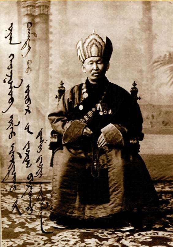 фото хамбо лама итигэлов