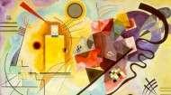 Открытие книжной выставки «Основоположник абстракционизма»