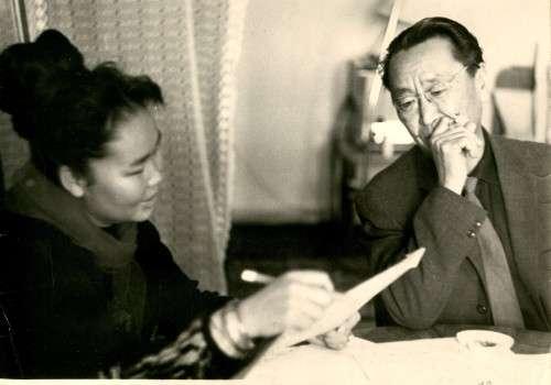 В Национальной библиотеке РБ пройдет выставка, посвященная творчеству народной артистки России Ч. Г. Шанюшкиной «Призвание петь»