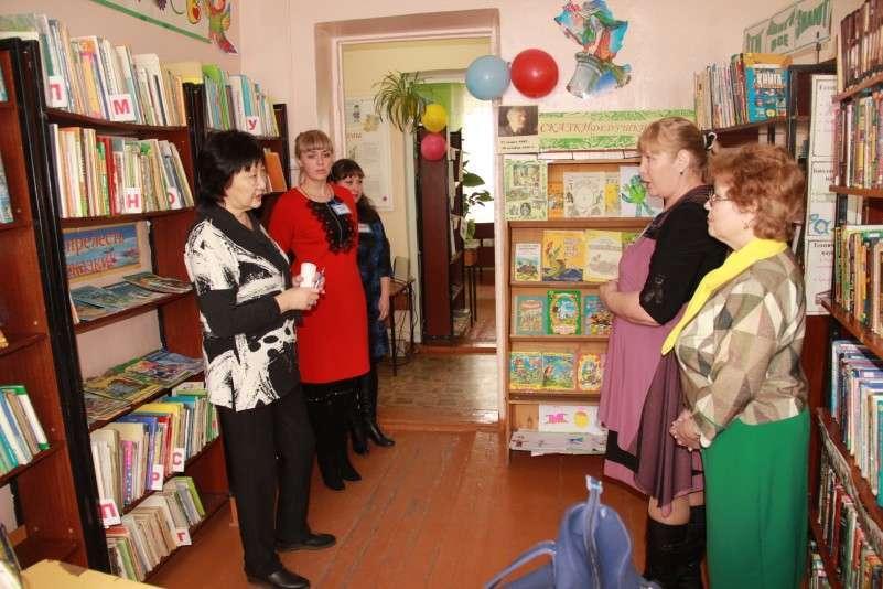 Проведено экспертно-аналитическое обследование 6 муниципальных библиотек Бичурского района