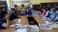 Сотрудники Национальной библиотеки РБ и Республиканской детско-юношеской библиотеки провели аудит соответствия муниципальных библиотек