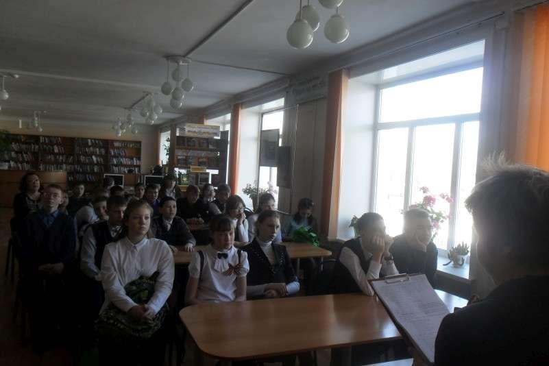 Акция «Читаем детям о войне» в Кабанской межпоселенческой центральной библиотеке